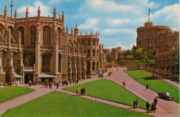 ST.  GEORGE'S CHAPEL     WINDSOR  CASTLE       (NUOVA) - Windsor Castle