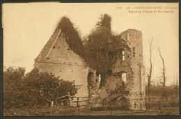 GRANDCAMP MAISY Ruines Du Château Du Guesclin (Dubosq) Calvados (14) - France