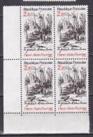N° 2443 Centenaire De La Naissance D'Henri Alain Fournier: Le Grand Meaulnes Bloc De 4 Timbre Neuf - France