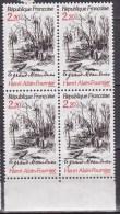 N° 2443 Centenaire De La Naissance D´Henri Alain Fournier: Le Grand Meaulnes Bloc De 4 Timbre Neuf - France