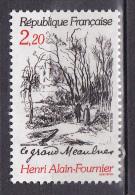 N° 2443 Centenaire De La Naissance D´Henri Alain Fournier: Le Grand Meaulnes : 1  Timbre Neuf - France