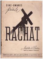 PLAQUETTE : Rachat :TOUT EN OMBRES CHINOISES Ed Coeurs Vaillants  (F.3241) - Livres, BD, Revues