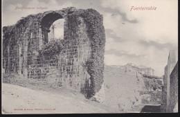 CPA - (Espagne) Fuenterrabia - Fortificaciones Antiguas - Guipúzcoa (San Sebastián)