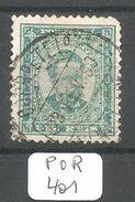 POR Afinsa  61 Dentelé 11 1/2 - 1862-1884: D. Luiz I.