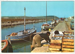 11 - GRUISSAN-PLAGE - Retour Des Sardiniers, Le Canal - 1966 - Autres Communes
