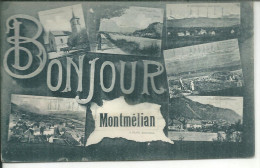 Montmelian Un Bonjour - Montmelian