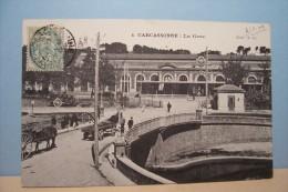 CARCASSONNE  --- La  Gare - Carcassonne