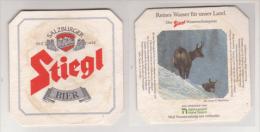 Stiegl Brauerei Österreich Umwelt , Die Gemse - Sous-bocks