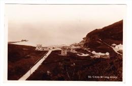 AK Jersey - Greve De Lecq Ges. 6.9.1930 Nach Zürich - Jersey