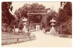 AK GB Echte Foto Ges. 6.8.1912 Ort ? - Angleterre