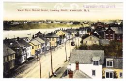 AK GB Isle Of Wight Yarmouth  Aussicht Vom Grand Hotel Ungebraucht - Angleterre