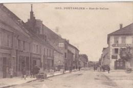 Pontarlier,rue De Salins - Pontarlier