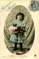 Belle Carte      - Enfants  -  Joyeuses Paques         P549 - Pâques