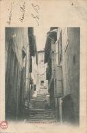 FOIX - Vue D'une Vieille Rue D'Ax - Foix