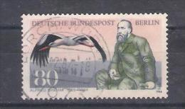 Berlin 1984     Mi Nr  722  A.Brehm  (a2p15) - Berlin (West)