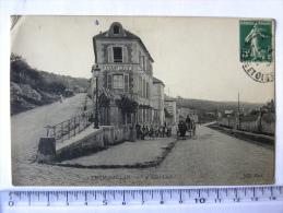 """CPA (78) Yvelines - THUN MEULAN """"A Saint-Louis"""" - Restaurant - France"""