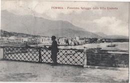 ITALIA FORMIA Panorama Spiaggia Dalla Villa Umberto - Non Classificati