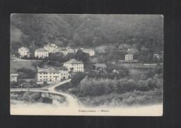Schweiz AK Aquarossa Comprovasco Blenio 1915 - TI Tessin