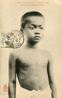 CAMBODGE(PHNOM PENH) TYPE - Kambodscha