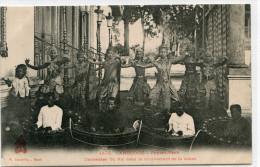 CAMBODGE(PHNOM PENH) TYPE DANSEUSE_MUSICIEN - Kambodscha