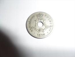 5 Centimes 1903 Léopold II Type Michaux En Néerlandais (petite Date) - 03. 5 Centimes