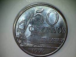 Brésil 50 Centavos 1979 - Brazil