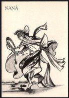 # 2. NANA, ORIXA ESOTERIC BRAZIL PRINT Art Print Stampa Gravure Druck Brasil Bresil Brazilien Religion - Religion &  Esoterik