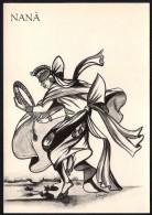 # 2. NANA, ORIXA ESOTERIC BRAZIL PRINT Art Print Stampa Gravure Druck Brasil Bresil Brazilien Religion - Religion & Esotericism