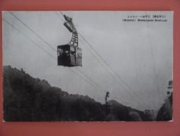 ROKKO ROKKOSAN ROPUUEI TELEPHERIQUE - Postcards