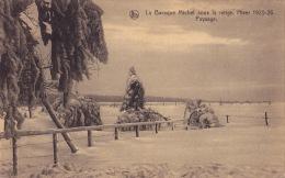 BARAQUE MICHEL Sous La Neige - 1925-1926 - Paysage - Belgique