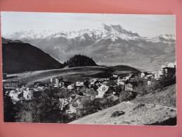 SUISSE  LEYSIN  Et Les Dents Du Midi - VD Vaud