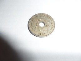 5 Centimes 1926 Albert I Type Michaux (sans étoile) En Français - 1909-1934: Albert I