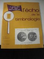L'écho De La Timbrologie N° 1326 - Livres, BD, Revues