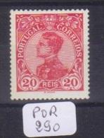 POR Afinsa  160 Xx - 1910 : D.Manuel II