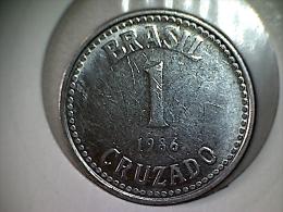 Brésil 1 Cruzado 1986 - Brésil