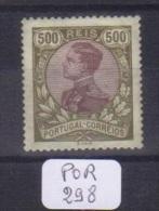 POR Afinsa  168 Xx LUXE - 1910 : D.Manuel II