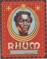 OLNE - RHUM VIEUX - F. PONDCUIR.  R.C.Lg.2428 / WETTERWALD, BORDEAUX Imprimeur / FRANCE - Rhum