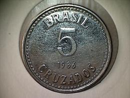 Brésil 5 Cruzados 1986 - Brésil