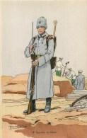 ARMEE RUSSE - RUSSIE - 18° BATAILLON DU GENIE -1914- ILLUSTR; ROBIQUET - CPA TB - Russia