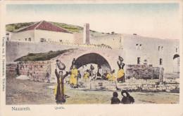 NAZARETH, Israel, 1900-1910´s; Quelle - Israel
