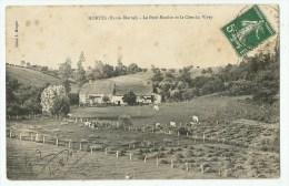 Hortes (52.Haute-Marne) Le Petit Moulin Et La Côte Du Vivey - Otros Municipios