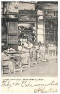 19455 Egypt Cairo   Khan Kalil Brass Work Factory, Men Working 1905 - Industry