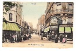 CPA (75) PARIS - Rue Mercoeur (XI°) - District 11