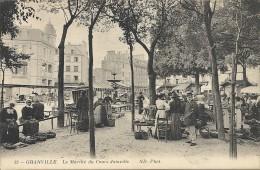 LE MARCHE DU COURS JOINVILLE - Granville
