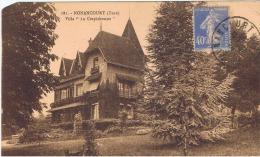 "France:27.eure. Nonancourt.""villa La Crapichonne"" - Francia"