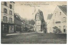 63  Circuit D´Auvergne - Traversée De Rochefort  Montagne - La Place - Virage - Altri Comuni