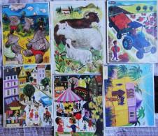 Lot De 6 Puzzles - Puzzles