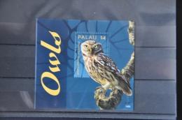 O 229 ++ PALAU 2014 VOGELS BIRDS OISEAUX UIL OWL MNH ** - Palau