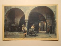Carte Postale - VENCE (06) - Cour De L'ancien Evêché - Paysannes Provençales (19/120) - Vence