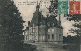 NOYEN SUR SARTHE - Château De RIVESARTHE - Frankreich
